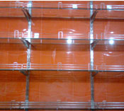 Glass Shelves